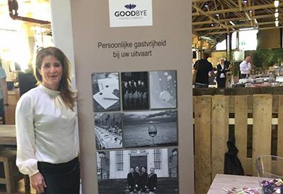 GoodBye Hospitality hostesses bij uitvaart