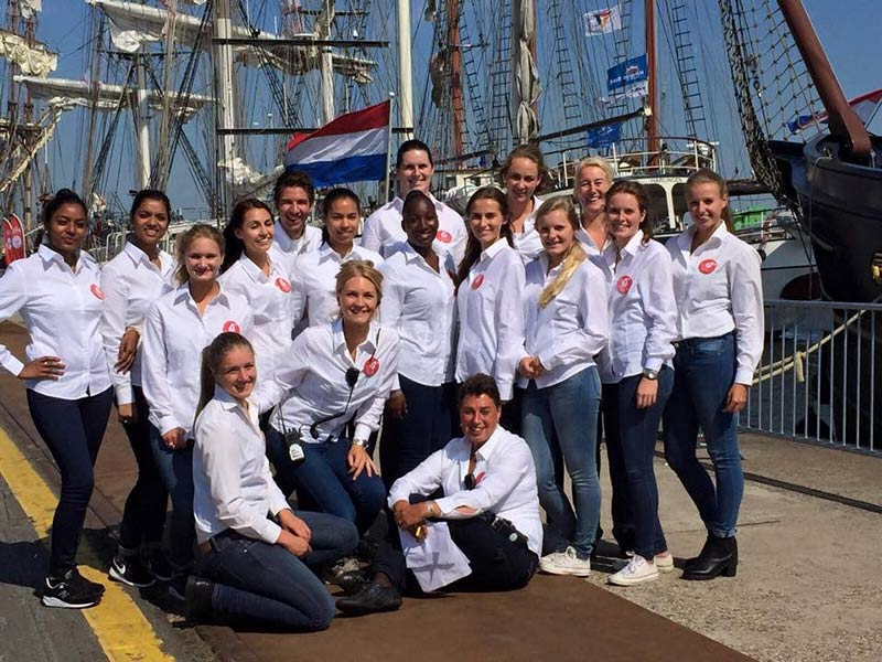 SAIL 2015 met hostesses van GoodDay Hospitality